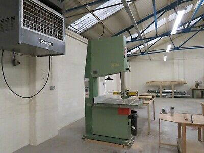 Cosma 30 Inch Band Saw And 30 New Blades • 1,200£