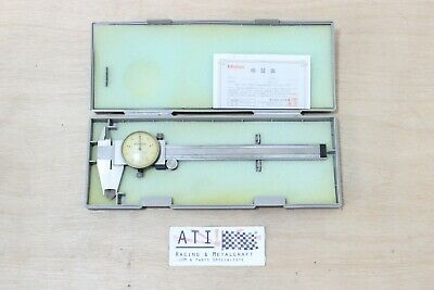 Mitutoyo Dial Caliper Vernier Stainless 150mm , 0.05mm , 505 - 633 Made In Japan • 83.70£