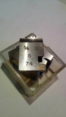 BSW British Standard Whitworth Die Set For 1  Coventry Die Head • 3.50£