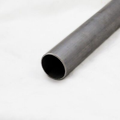 Round Mild Steel Hollow Tube Pipe - Various Sizes & Lengths • 13.10£