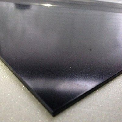 2mm Black Smooth ABS Sheet 7 SIZES TO CHOOSE Acrylonitrile Butadiene Styrene • 59.99£