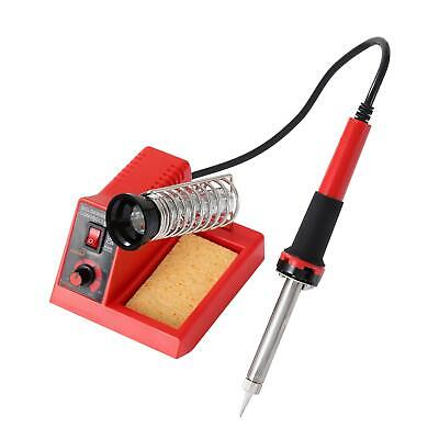 312091 KATSU 58W Soldering Station Kit With Hands Free Magnifier • 19.99£