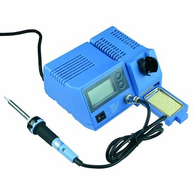 48W Digital Temperature Adjustable ESD Safe Soldering Station Iron • 39.99£