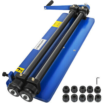 18  Bead Roller Former Swager Rotary Swaging Machine Adjusting Tough  Roll Rack • 146.33£