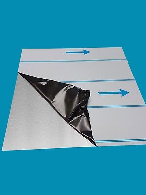 Aluminium Sheet Plate Flat 1mm - 4mm Multiple Sizes Available Grade 1050A H14 • 82.89£