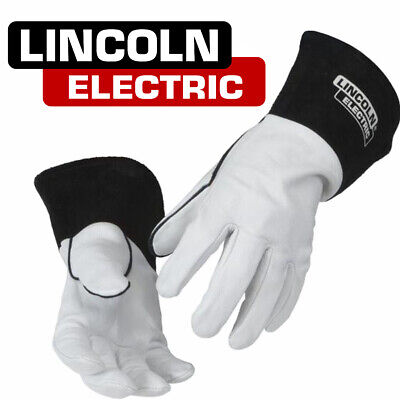 High Quality Lincoln Leather TIG Welding Gloves • 18£