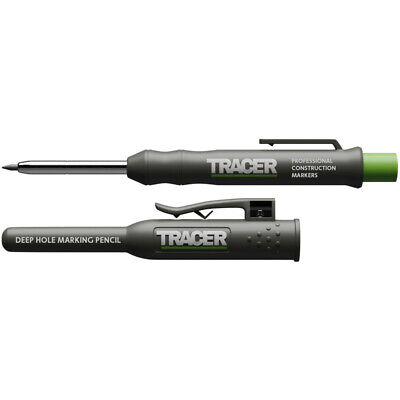 TRACER (ACER) ADP2 DEEP HOLE LEAD PENCIL SITE HOLDER Joinery Woodwork Carpenter • 8.89£