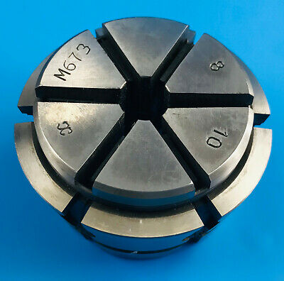 Multibore Collet M673 Hex 8 - 10mm • 92£
