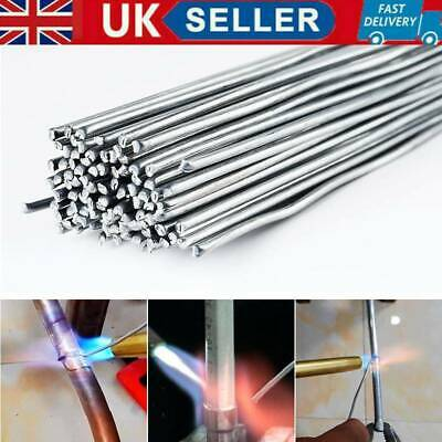 10-50PCS Solution Welding Flux-Cored Rods Free Shipping 1.6/2mm Wire  Brazing` • 5.99£