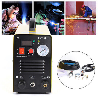 TIG Air Plasma Cutter Welder Welding Torch Machine Welder 3 Functions IGBT  • 139.06£
