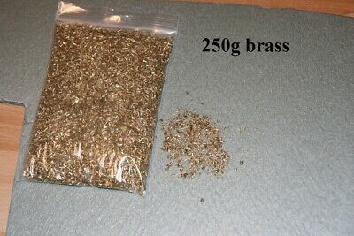 Metal Shavings Brass Very Small Swarf For Arts Crafts And Hobbies,250g  • 7.50£