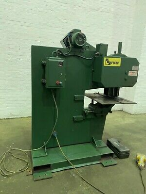 Ficep (Italy) UIW60 66 Ton Mechanical Punch • 3,250£