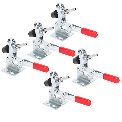 5Pcs Safe And Reliable Quick Clamp Quick Fixture For Welding Processing • 9.37£