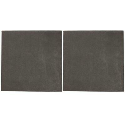 2pcs High Pure Carbon Graphite Sheet 100×100×2mm Electrode Plate Anode Panel  • 5.57£
