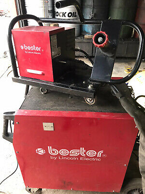 Lincoln Electric Mig Welder • 650£