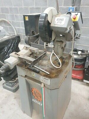 Used Rusch Saw Ring 315 • 250£