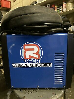R-Tech 30C Plasma 8mm Max Cutting Thickness 240V Fully Refurbished • 200£