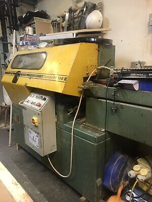 DOMINION FP 150 Five PLANER THICKNESSER • 1,650£