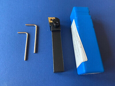 MCLNR1616H12,Toolholder Turning Tool Comes With CNNG120408 Insert & Alan Keys • 20£