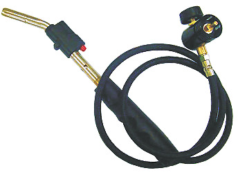 Brazing Torch T&E Tools HZ-8385B For Heavy Soldering & Brazing Projects • 46.94£