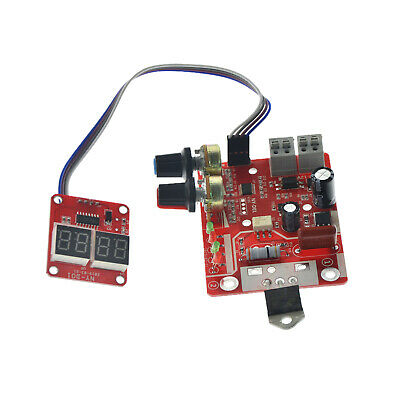 Welder Spot Time Control Board 40A Board Current Controller With Digital Display • 9.19£