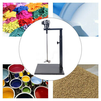 NEW Barrel Paint Pneumatic Mixer Stand 5 Gallon Sanhe Dope Ink Tank Aluminuma • 108.72£
