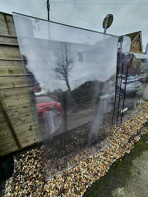 See Through / Transparent Plastic Board / Polycarbonate Sheets • 20£