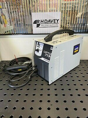 Gys Plasma Cutter 25 K - 230v 1ph - Internal Compressor • 815£