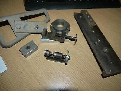 ENGINEERS LATHE CG & T Co LTD MICROMETER VINTAGE TOOLS & OTHER PARTS • 25£