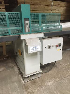 2000 Stromab TR500 Pneumatic Upstroke Crosscut With Infeed & Outfeed Tables • 9,000£