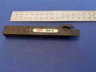 Plansee Tizit Groove Tool CLCDL 1616 K30 • 40£