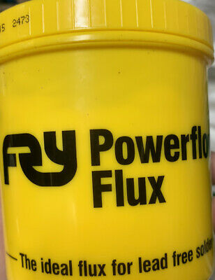 Fernox Fry Powerflow Flux Self Cleaning WRAS Approved 350G • 15£