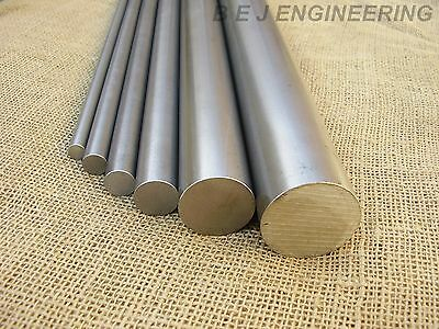 Bright Mild Steel Round Bar 12mm To 50mm & 1/2  To 2  - EN1A - Rod - 250-1000mm • 12.95£