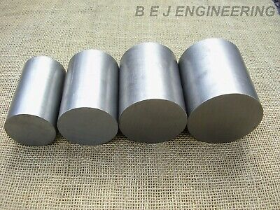 Bright Mild Steel Round Bar 55mm To 100mm Dia - EN3B - Rod - 25mm To 500mm Long • 18£