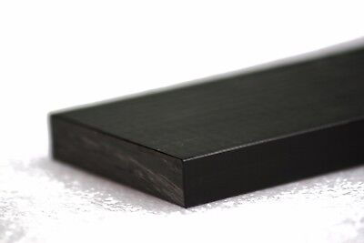 Acetal POM-C Plastic Sheet Block Plate | All Sizes | Black • 53.51£