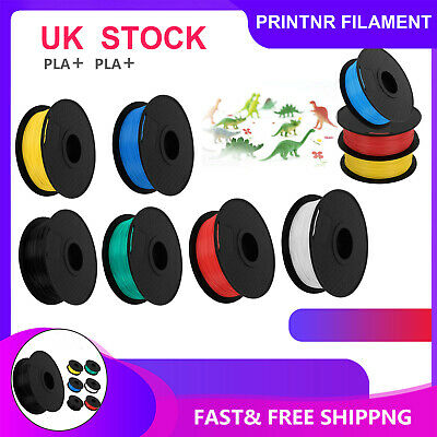 3D Printer Printing Filament 1.75mm 1KG Spool Accuracy PLA Material UK • 13.99£