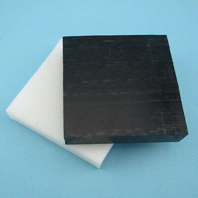 Nylon 6/66/Acetal Sheet/block/plate. All Sizes Black/Natural. • 25.27£