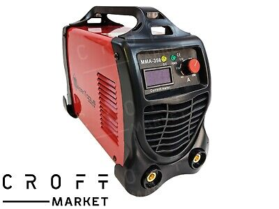 350A Welding Inverter Machine By IF Tools Germany Professional MMA ARC Welder • 139£
