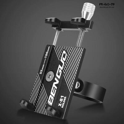 Mobile Phone Mount Stand Holder Electric Bicycle Scooter Aluminum Alloy GUB G-81 • 9.88£