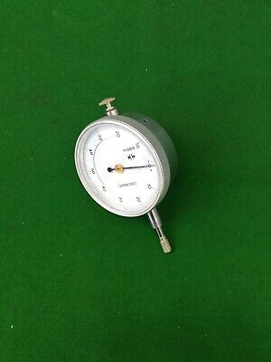 Cincinnati Dial Gauge 0.001 IN • 15£