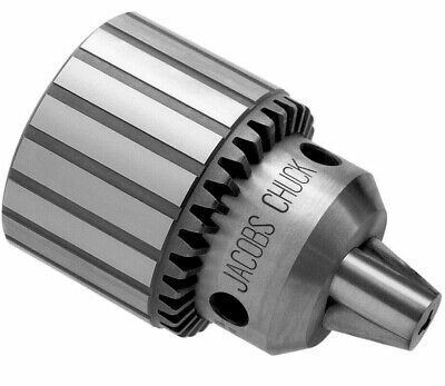 0.7 - 6.5mm 0.4 - 1/4  Jacobs Drill Chuck J1 With Key • 34.95£