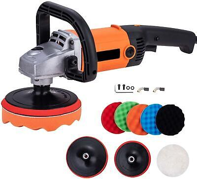 Angle Polisher 150 & 180mm W/accessories Standard • 49.99£