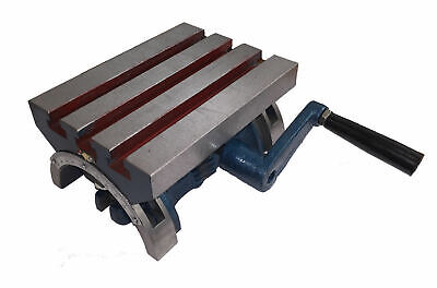 Rdgtools Swivel Angle Plate 7 X 5 Arcs Either Side Tilting Workholding • 67.50£