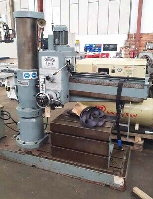 SORALUCE S2 4'6  RADIAL ARM DRILL (12237)  Price £4950 Plus VAT. • 5,940£
