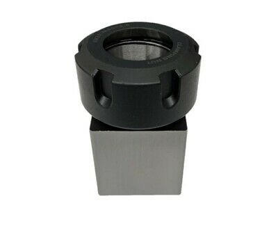 Rdgtools Er32 Collet Holder Square Block For Milling Work Holding With Nose • 31£