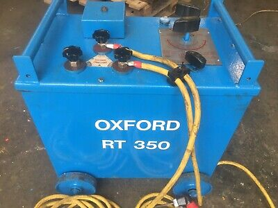 Oxford RT 350 Oil Immersed Arc Welder • 650£