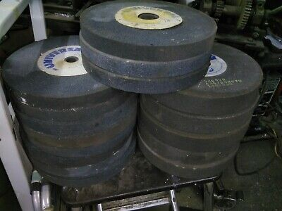 10  250mm Grinding Wheels Various Widths, Bores,  New Old Stock Surface Grinder • 20£