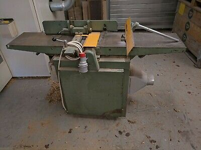 Multico 12  Surface Planer • 450£