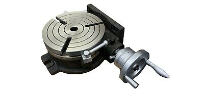 Rdgtools Large 200mm / 8  Hv8 Rotary Table Horizontal / Vertical • 249.50£