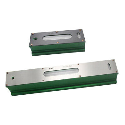 2 Pcs Heavy Duty Precision Bar Level Tool 0.02mm, Fine Finishing 100mm 250mm • 60.01£